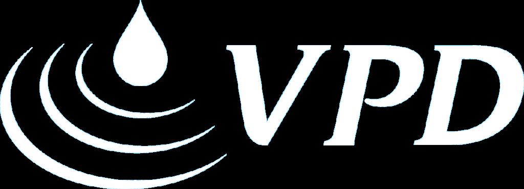 vpd logo white