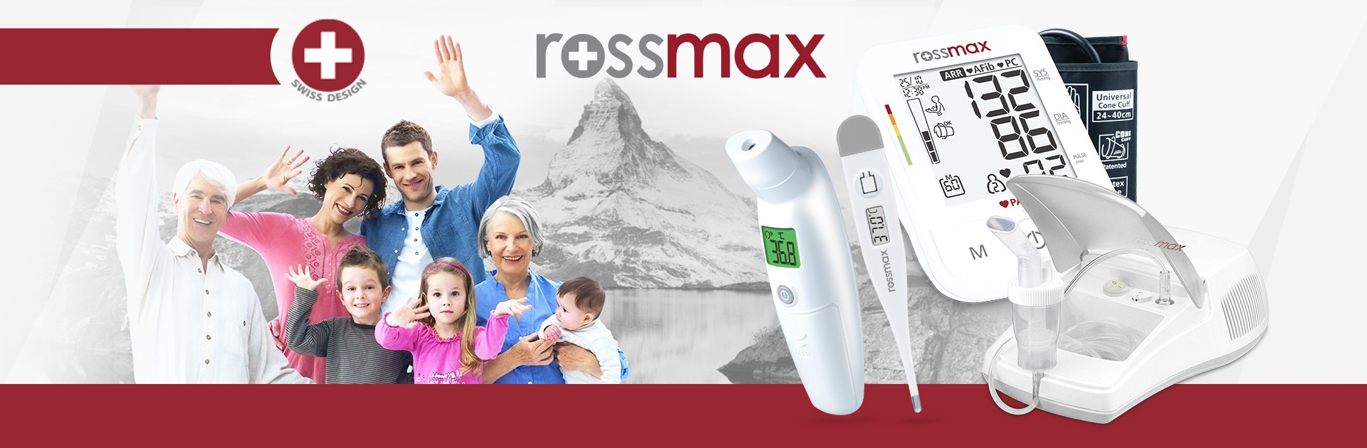 rossmax banner vhodna