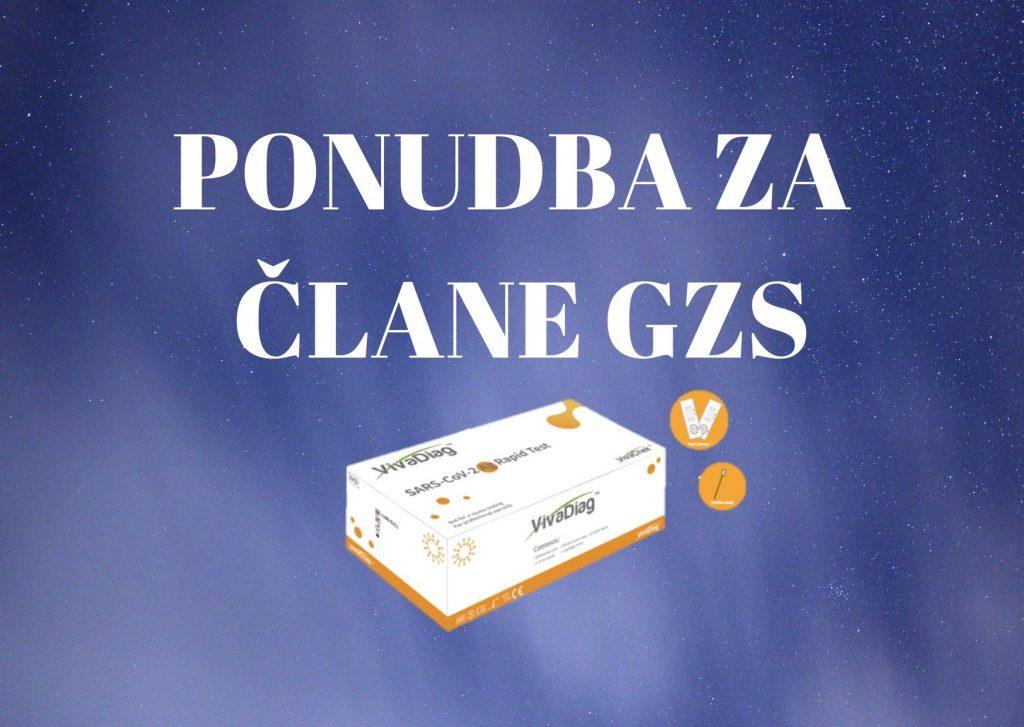 PONUDBA ZA CLANE GZS